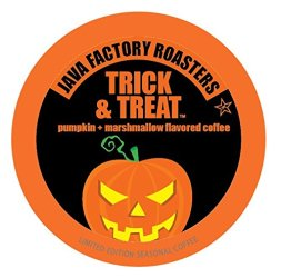 Trick & Treat Flavored Coffee Giveaway