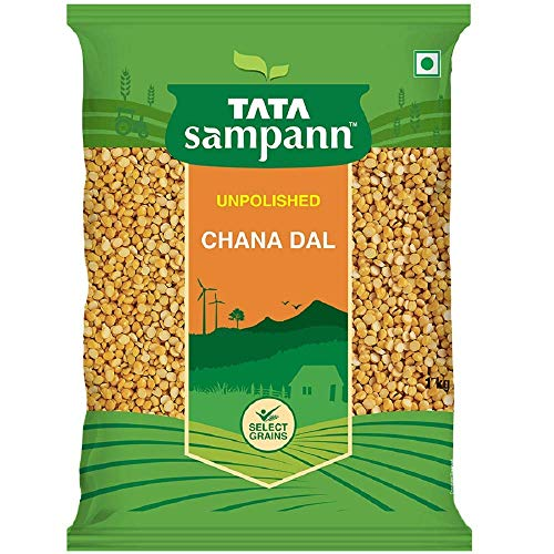 51TszXIxsTL - Tata Sampann Unpolished Chana Dal, 1kg