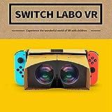 VR Folding Cardboard 3D Glasses VR Box Movies Game for Nintend Switch Super Odyssey The Legend Zeldas Wilderness