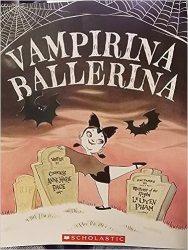 Not So Scary Halloween Books for Kids - Vampirina Ballerina