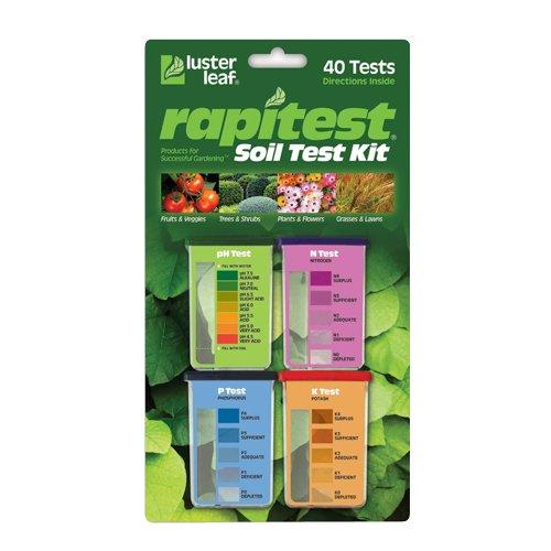 Luster Leaf 1601 Rapitest Soil Test Kit