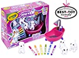 Crayola Scribble Scrubbie, Toy Pet Playset, Gift for Kids, Age 3, 4, 5, 6