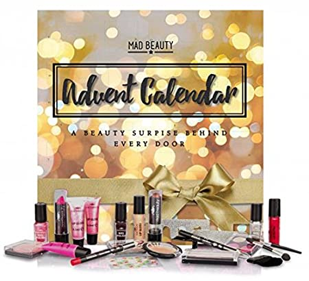 Mad Beauty Advent Calendar ! Look FAB in the Count Down to the Festive Season