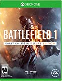 Battlefield 1 Early Enlister Dlx Edt - Xbox One Deluxe Edition
