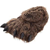 Grizzly Paw Slippers
