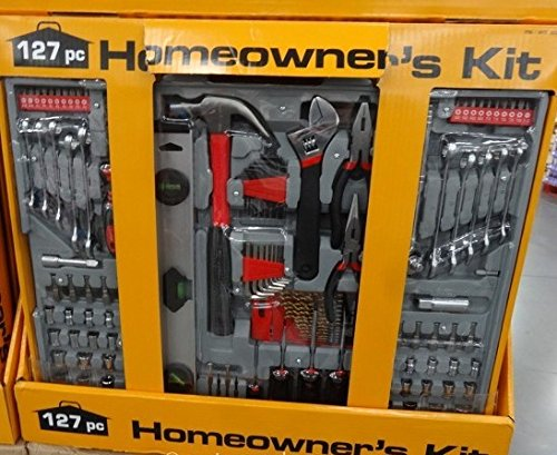 127pc Tool Set Home Owners