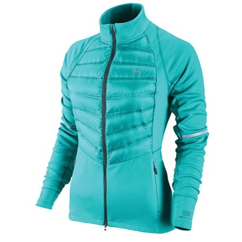 51UCmdZ53iL Lightweight Insulation - 800-fill goose down fill Ventilation - laser perforations between the down baffles allows excess body heat to escape Dri-fit wool sleeves - helps you stay dry, warm, and comfortable
