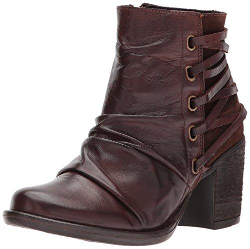 Miz Mooz Women's Mimi Ankle Boot, Brown, 39 M EU (8.5-9 US)