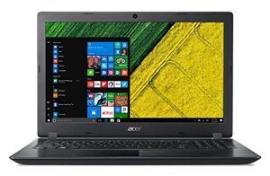 Acer Aspire 3 A315-21 15.6-inch Laptop (A9-9420e / 4GB / 1TB HDD / Windows 10 Home 64 Bit / AMD Radeon R5 Graphics), Obsidian Black