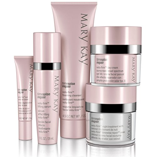 Mary Kay TimeWise Repair Anti-Aging Volu-Firm Set 5pcs Authentic