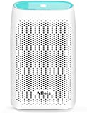 Afloia Electic Home Dehumidifier,Portable Dehumidifier for Bathroom Home Dehumidifier for Bathroom Dehumidifier for Home Bedroom Dorm Room Baby Room RV Crawl