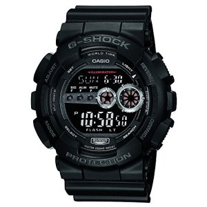 Casio Men's GD100-1BCR G-Shock X-Large Black Multi-Functional Digital Sport W... 9 Fashion Online Shop Gifts for her Gifts for him womens full figure