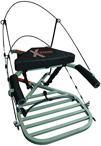 X-Stand The X-1 Climbing Tree Stand, Grey