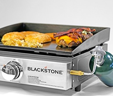 Blackstone-Table-Top-Grill-17-Inch-Portable-Gas-Griddle-Propane-Fueled-For-Outdoor-Cooking-While-Camping-Tailgating-or-Picnicking