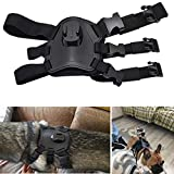 2019 New Accessories Dog Harness Mount Chest Strap Mount for Gopro Camera Hero7 6 5 4 Hero3+/3/SJ4000 Dog Chest Band for YI 4K