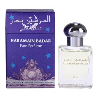 Al Haramain Badar - Oriental Perfume Oil [15 ml]-the best attar/perfume oil review