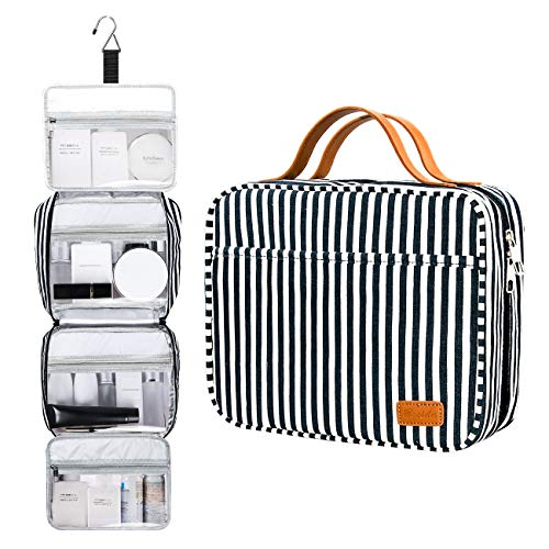 Hanging Travel Toiletry Bag,Large Capacity Cosmetic Toiletry Travel...