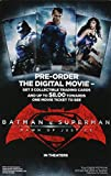 Batman v Superman: Dawn of Justice (HDUV/BD Combo) [Blu-ray]