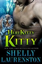Here Kitty, Kitty by Shelly Laurenston