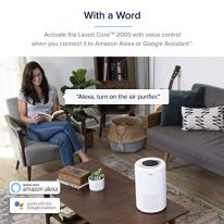 LEVOIT-Smart-WiFi-Air-Purifier-for-Home-Alexa-Enabled-H13-True-HEPA-Filter-for-Allergies-Pets-Smokers-Smoke-Dust-Pollen-24dB-Quiet-Air-Cleaner-for-Bedroom-with-Display-Off-Design-Core-200S