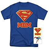 Superman Super Mom DC Comics T Shirt (X-Large)