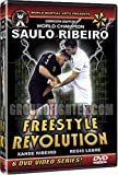 Saulo Ribeiro FreeStyle Revolution, Submission Grappling Instructional DVD Series