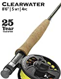 Orvis Clearwater 5-Weight 8'6' Fly Rod Outfit