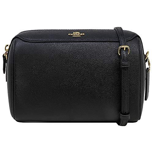 Coach-Womens-Crossgrain-LeatherSignature-Mini-Bennett-Crossbody-Bag