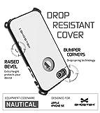 iPhone SE Waterproof Case, Ghostek Nautical Series for Apple iPhone 5, 5S & SE (White)