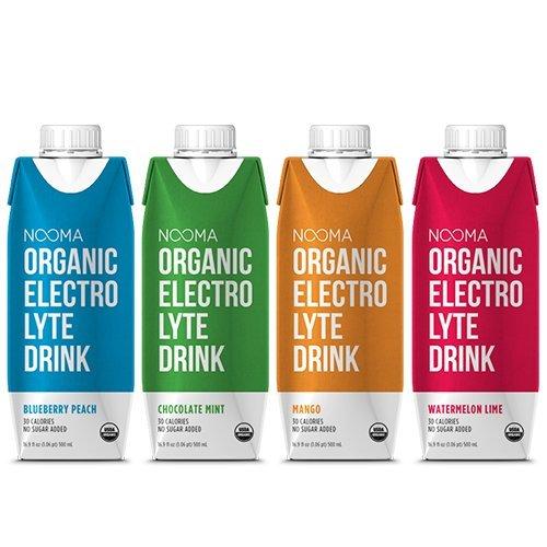Organic Electrolyte Drink