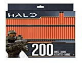 HALO Roulette Blaster Dart Pack, 200 Piece