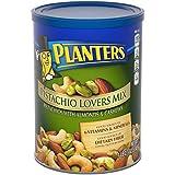 PLANTERS Deluxe Pistachio Mix, 18.5 oz. Resealable Container   Pistachio Lover's Mix: Pistachios, Almonds & Cashews   Mixed Nut Snacks   Kosher