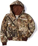 Russell Outdoors Men's Youth Flintlock Hooded Jacket (AP, Medium)
