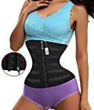 Product review for Gotoly Plus Size Waist Reducer Corset Zipper Whit Hooks Slimming Body Shaper