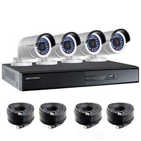 Autre exemple de kit de surveillance vidéo Hikvision