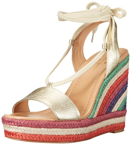 51V1nhHlywL Kate Spade New York Footwear Size Guide Freshen up your wardrobe with the Kate Spade New York™ Daisy. Metallic leather and textile upper.
