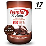 Premier Protein Whey Protein Powder, Chocolate, (28 oz)