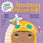Baby Loves Aerospace Engineering cover