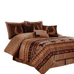 Sedona 7-Piece Southwestern Bedding Set