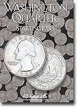 Washington Quarters Folder Starting 1988-1998
