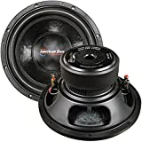 American Bass 12' Wooofer DVC 2Ohm 1000W Max