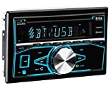 BOSS Audio 850BRGB Car Stereo - Double Din,...