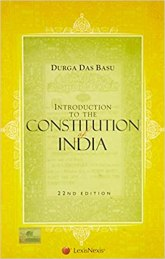 Indian polity by DD Basu