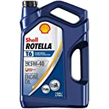 Rotella T6 Synthetic Diesel Motor Oil 5W-40 CJ-4, 1 Gallon - Pack of 1