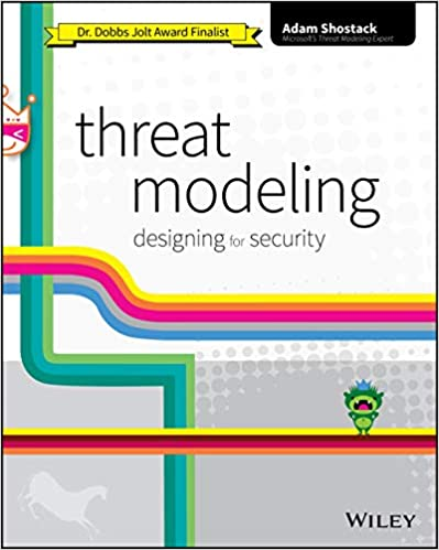 Threat Modeling: Designing for Security by Adam Shostack cover art