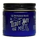 Anchors Hair Company Teddy Boy Matte Water Based Dry Matte Wax 2.5oz