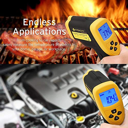What is the Best Affordable Infrared Laser Thermometer to
