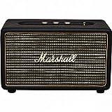 Marshall Acton Wireless Bluetooth Speaker System - Black (Renewed)