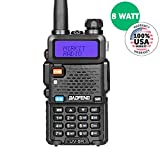 Baofeng Radio UV-5R MK4 8W MP Max Power Two Way Amateur Ham Radio Walkie Talkie Dual band Mirkit Editon, USA Warranty