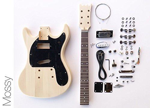 DIY Electric Guitar Kit ? Mos Style Build Your Own Guitar Kit